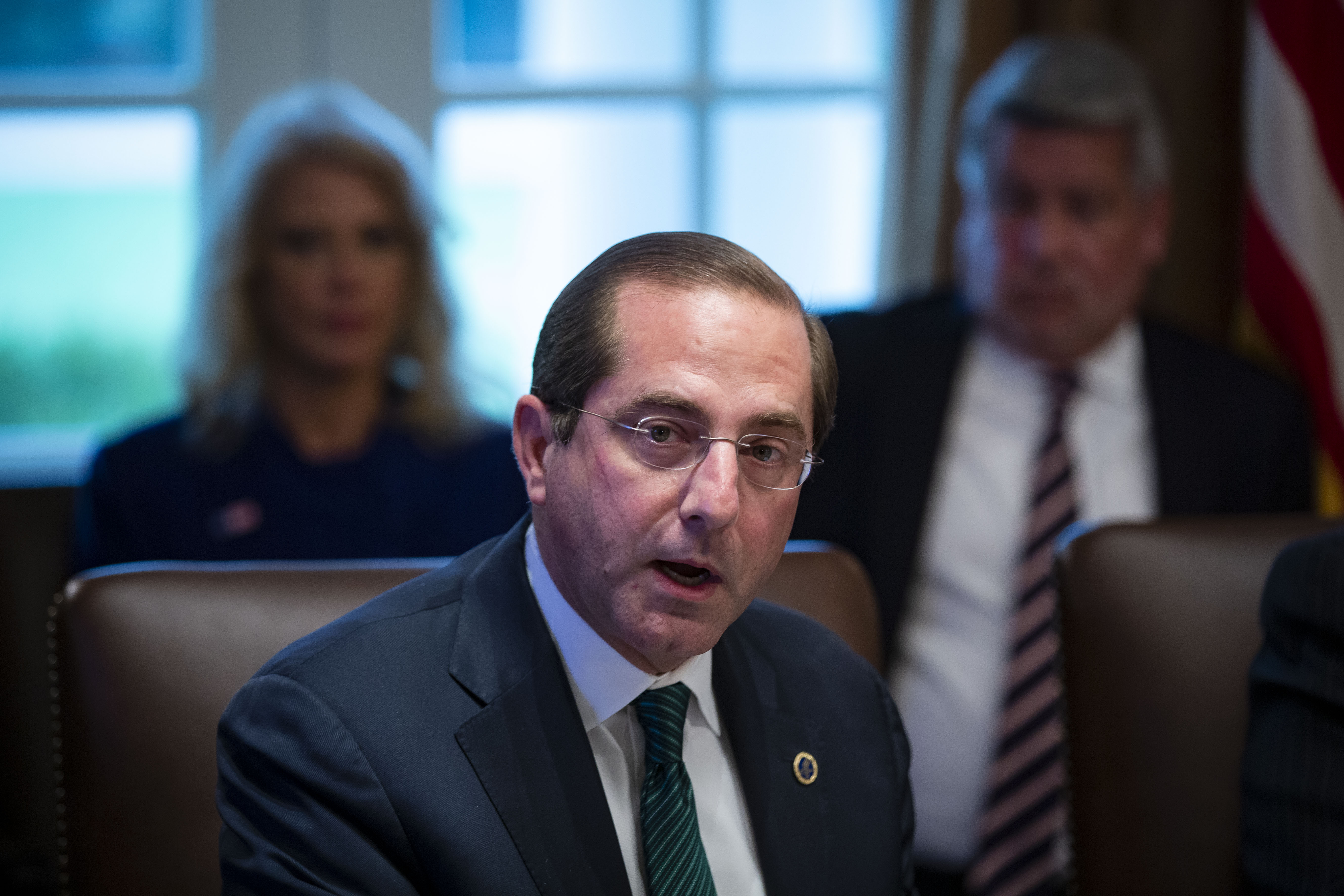 Hhs Secretary Alex Azar Tells Employers To Lower Healthcare Costs Employee Benefit News