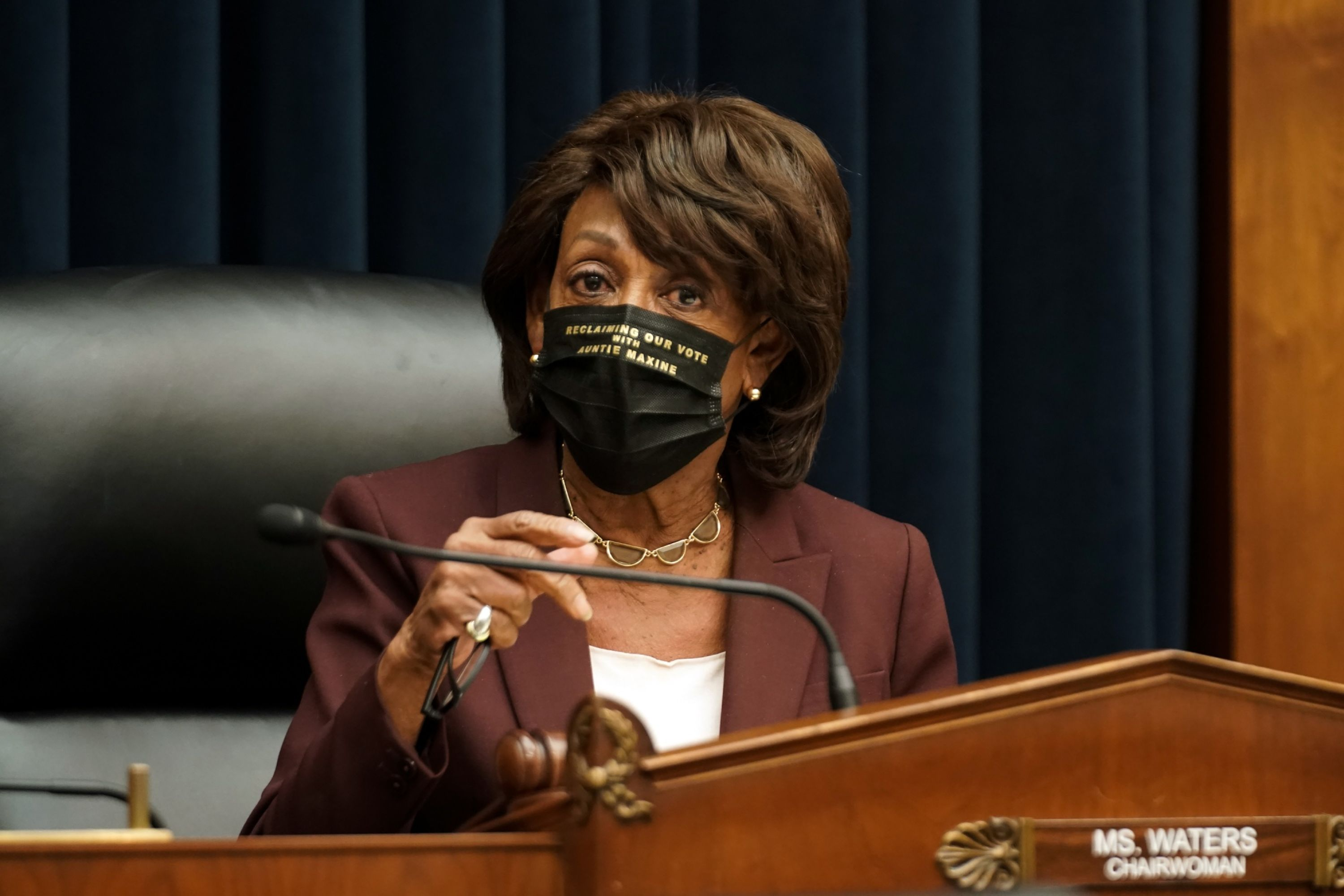 Biden Win Gives Maxine Waters A Power Boost American Banker