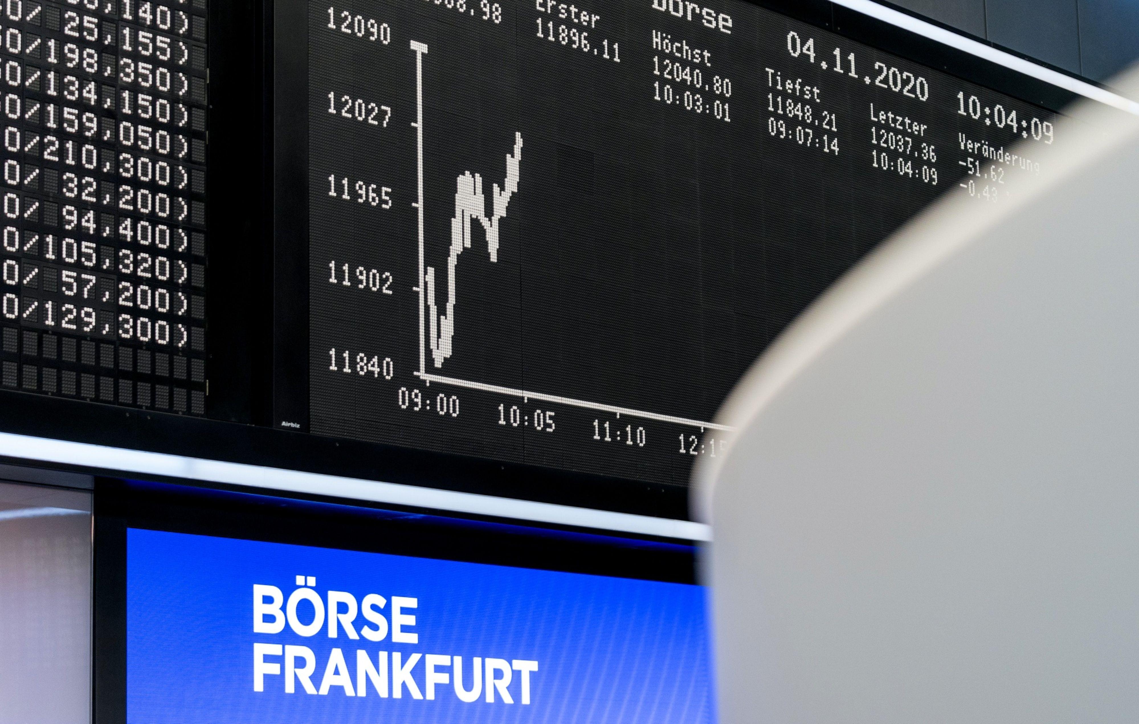 Boerse Börse Berlin