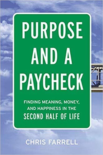 Purpose and a Paycheck cover