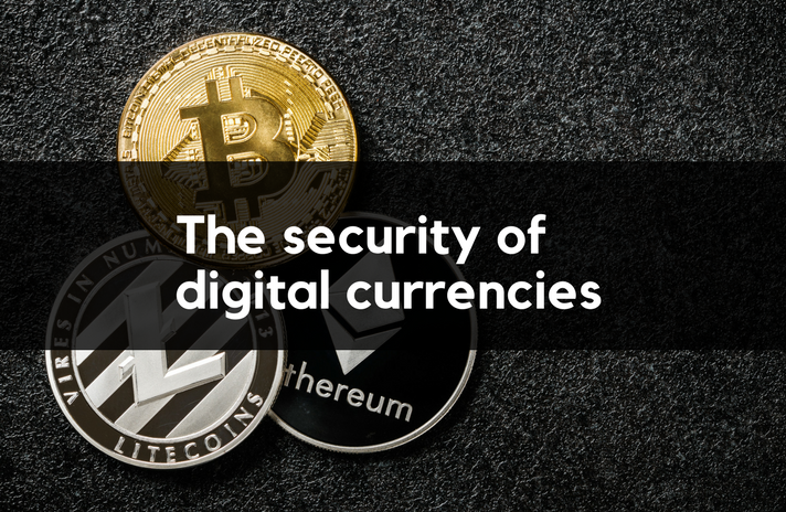 The security of digital currencies
