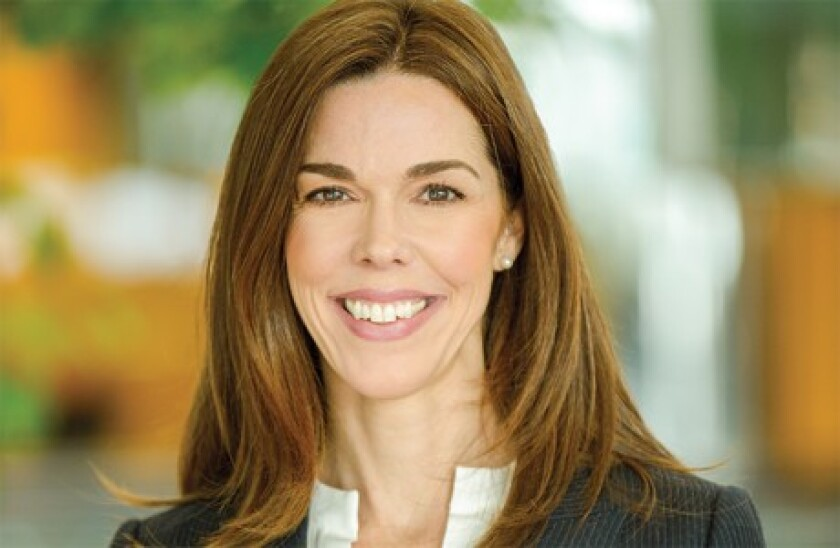 Ellen Patterson worked for more than seven years at the Toronto-based TD Bank Group, most recently as its group head and general counsel