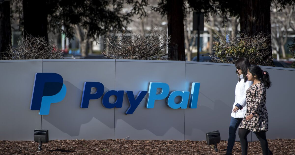 PayPal parts ways with site that helped send people to D.C.