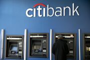A Citigroup Inc. Bank Location Ahead Of Earnings Figures