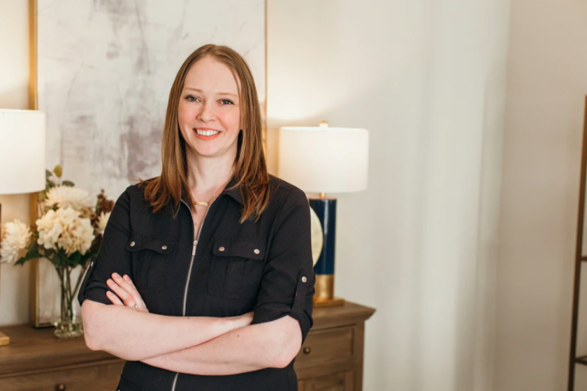 """Hannah Moore, who rapidly organized an FPA """"externship"""" for 1,950 aspiring planners, is the winner of the first Visionary Leader Award for an individual."""
