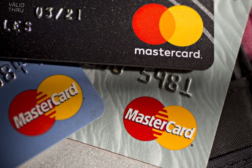 Mastercard Inc. Illustrations Ahead Of Earnings Figures