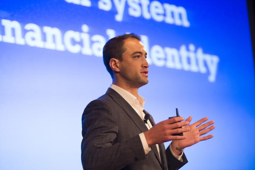 Misha Esipov, CEO and co-founder of Nova Credit