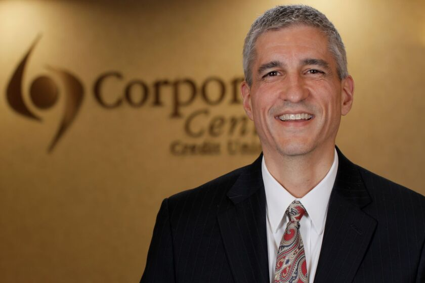 Gregg Tushaus, SVP and chief technology and strategy officer at Corporate Central Credit Union