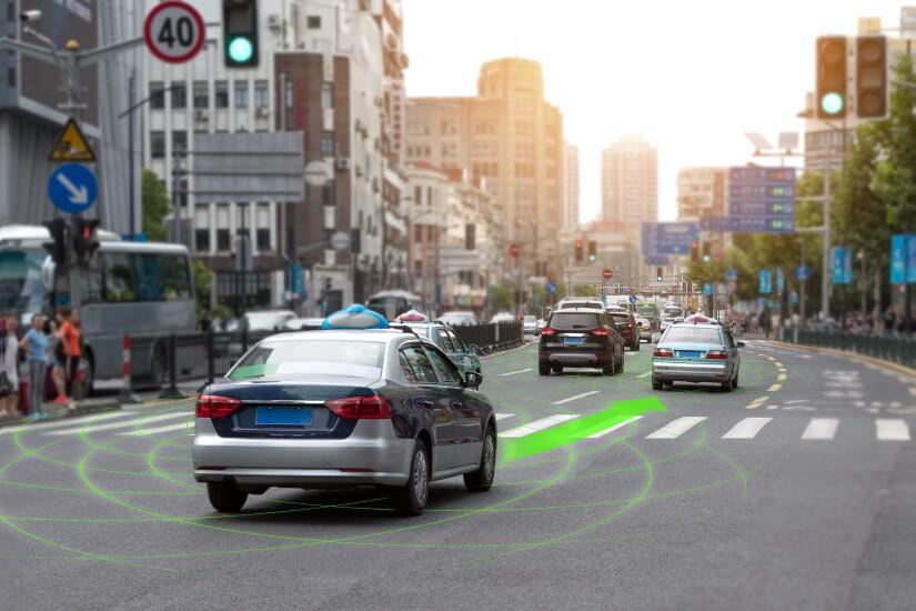Self driving car (concept)