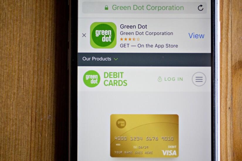 Green Dot app