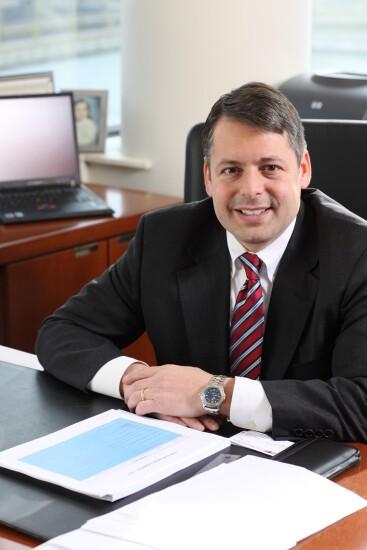 Vincent Delie Jr., CEO of F.N.B. Corp.