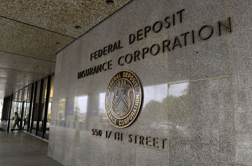 The Federal Deposit Insurance Corp.'s headquarters