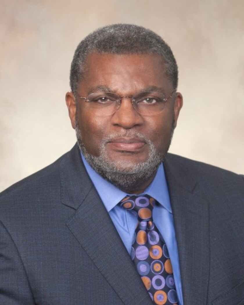 Bill Bynum, CEO of Hope Federal Credit Union