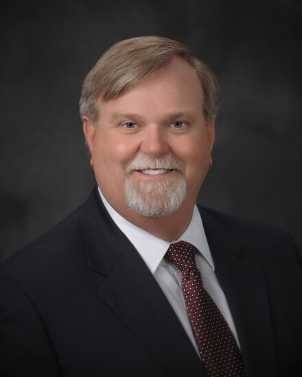 George Mitchell, EVP and COO of Keesler FCU, Biloxi, Miss.