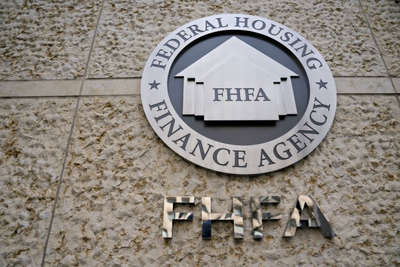 Headquarters Of The Federal Housing Finance Agency