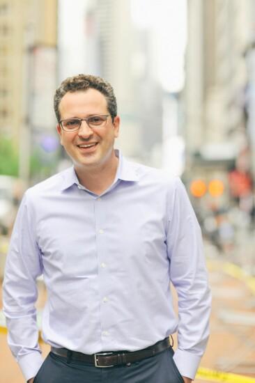 Noah Breslow, CEO of OnDeck.