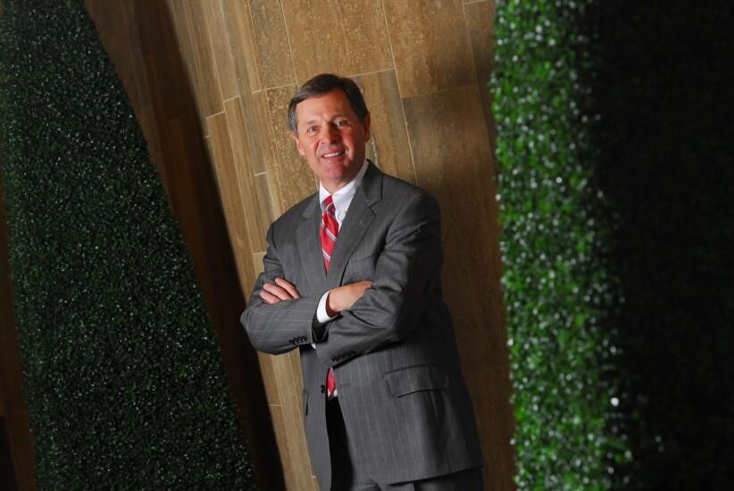 Paul Murphy, CEO of Cadence Bancorp
