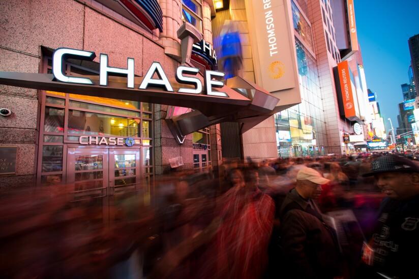 Chase branch
