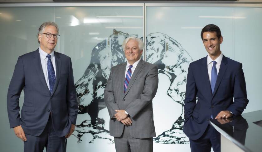 Former UBS advisors Gary Bice, John Prebay and Michael Leach are Stifel's biggest hires this year with a combined $1 billion in client assets.
