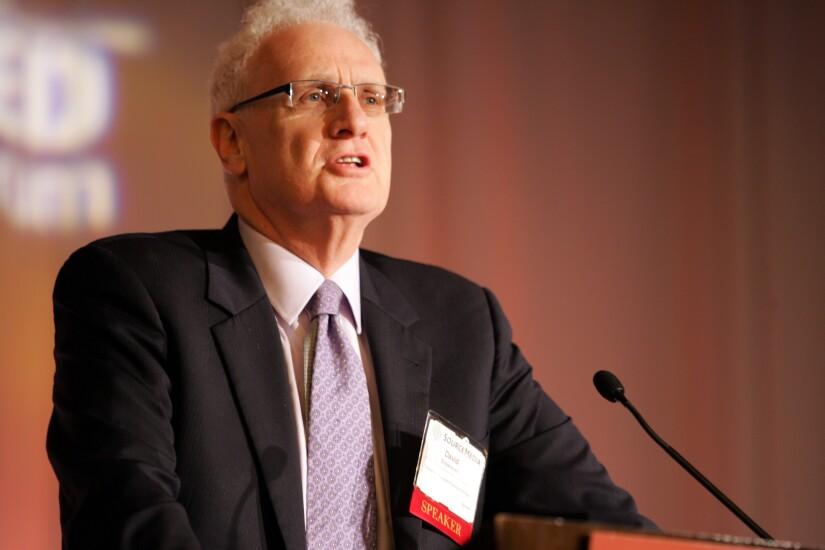 David Silberman, acting deputy director of the CFPB.