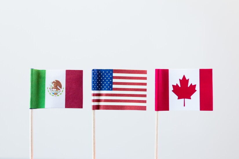 North American Free Trade Agreement or NAFTA nafta