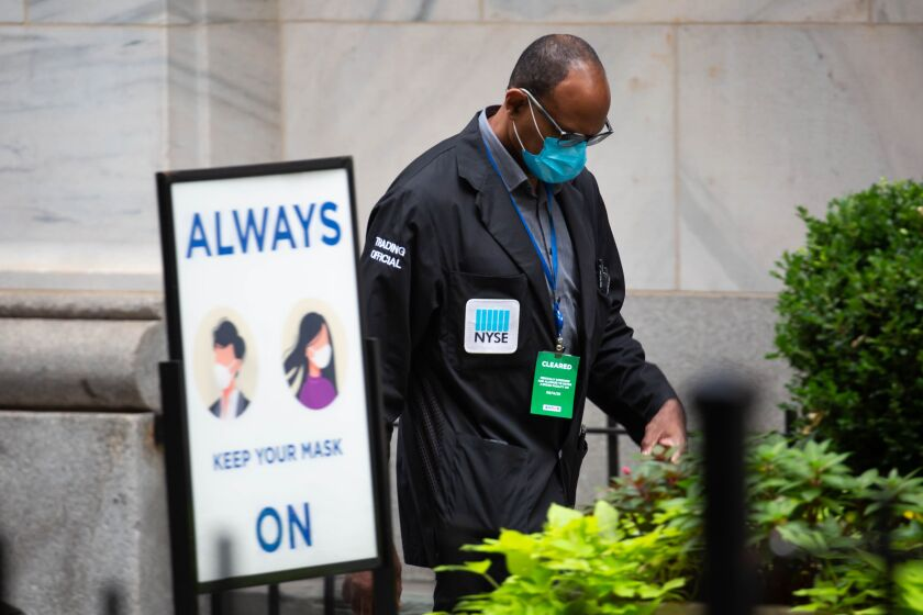 Financial firms that quickly moved thousands of employees to work-from-home setups as the pandemic ravaged New York in the spring are now having to make plans to navigate the long haul.