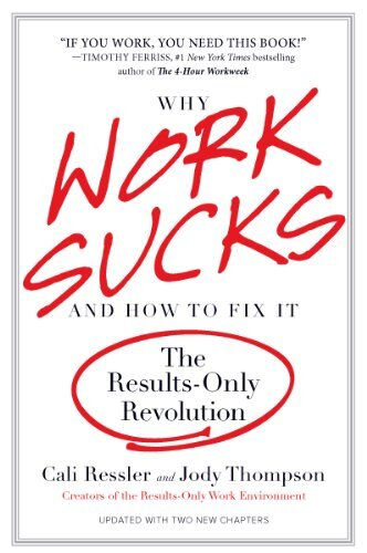 Book cover - Why Work Sucks