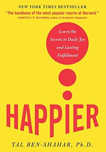 Book cover - Happier