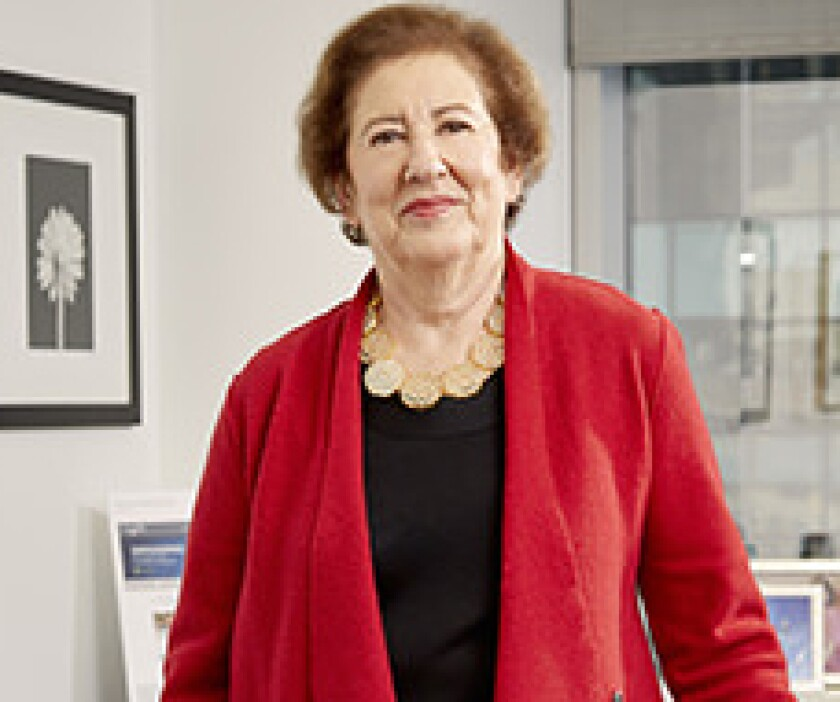 Betsy Cohen, founder, The Bancorp Bank