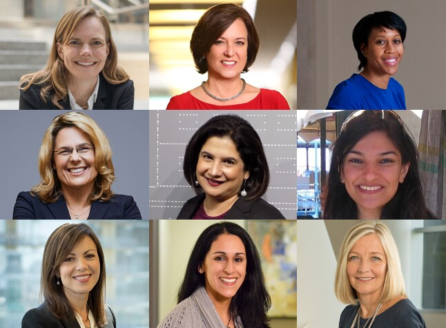 The Most Influential Women in Payments