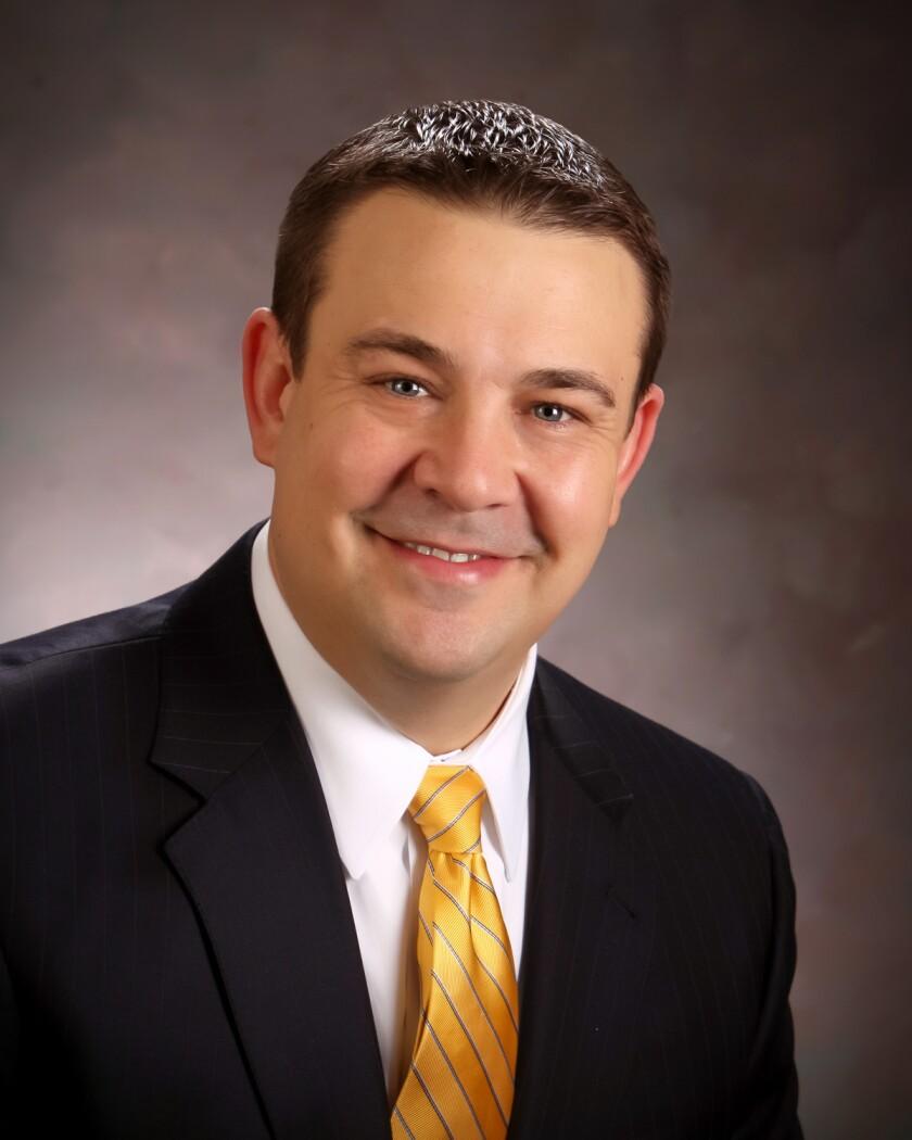 Christopher Allen, the next CEO of Fox Communities Credit Union