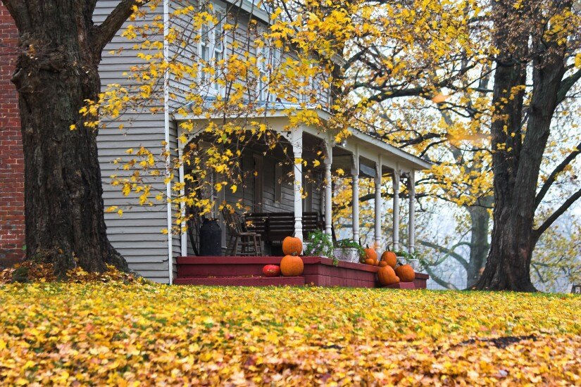 october house