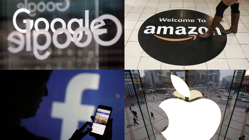 In the sweeping 400-page report by the House Judiciary Committee's antitrust law subcommittee, lawmakers laid out a sweeping case for reforming laws that allow the colossal growth of just a handful of tech giants: Amazon, Apple, Facebook and Google.