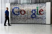 Google U.K. headquarters sign