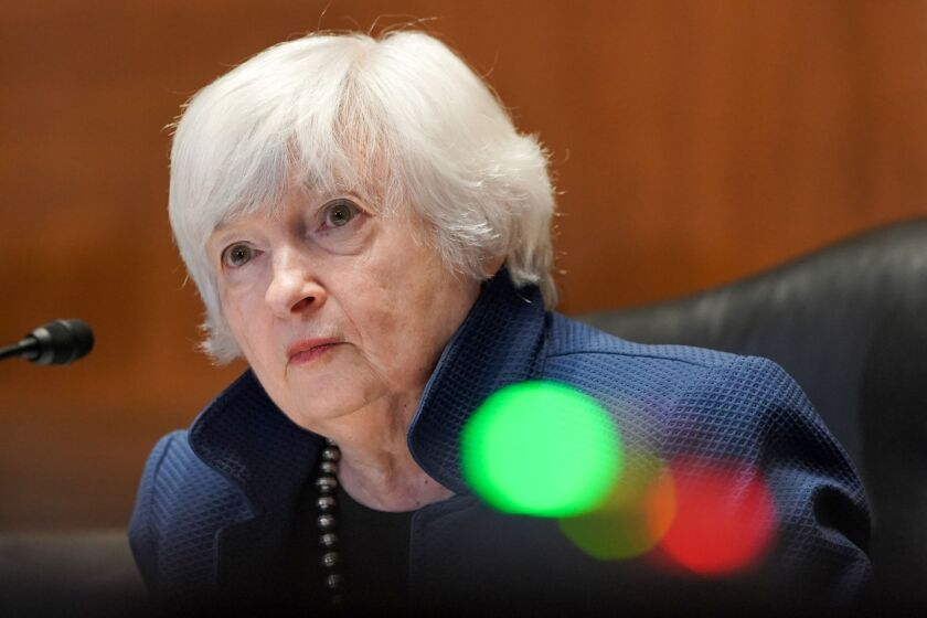 Treasury Secretary Janet Yellen is vocal about collecting more taxes from wealthy individuals and corporations.