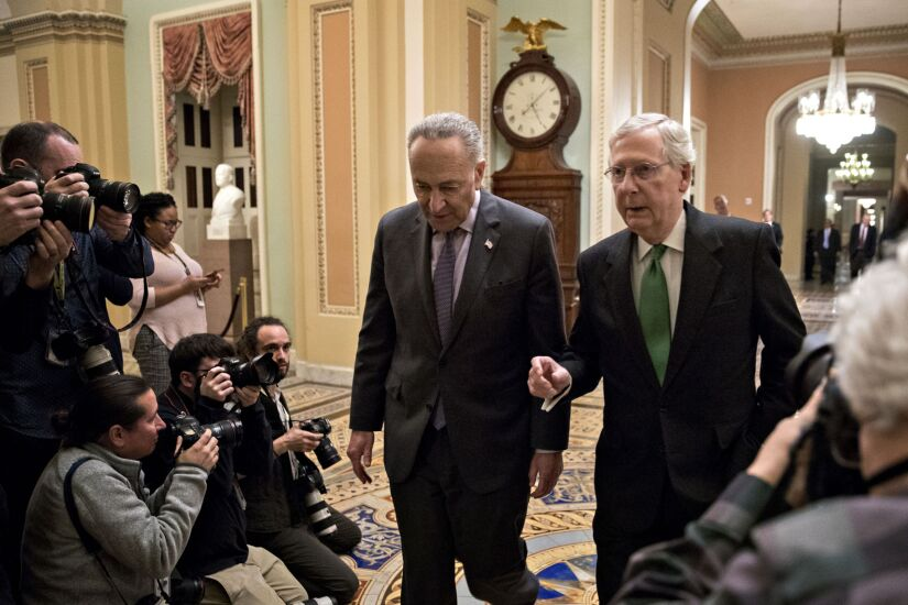 Senate Deal Would Avoid Shutdown as Funding Fight Turns to House