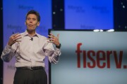 Jeffery Yabuki, president and CEO of Fiserv