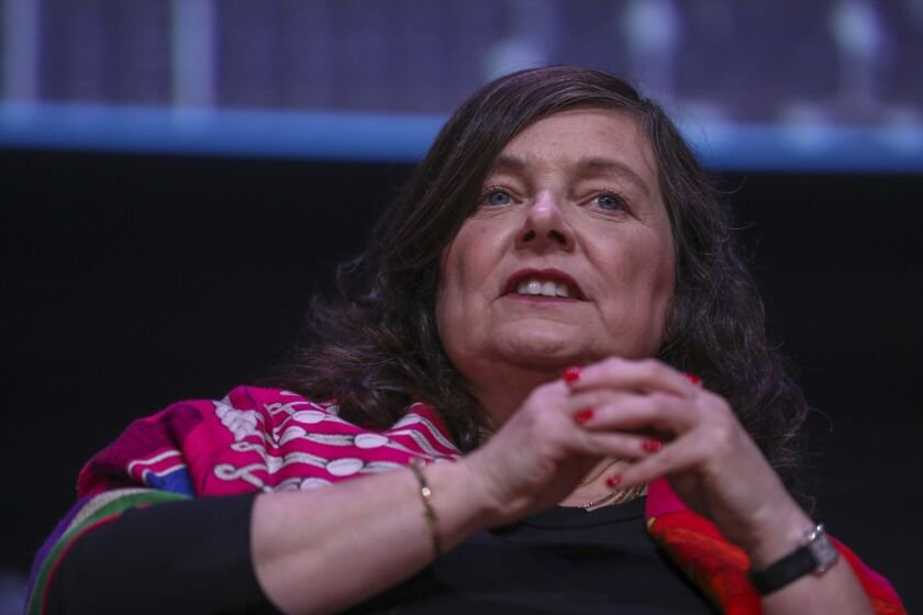 Anne Boden, chief executive officer of Starling Bank