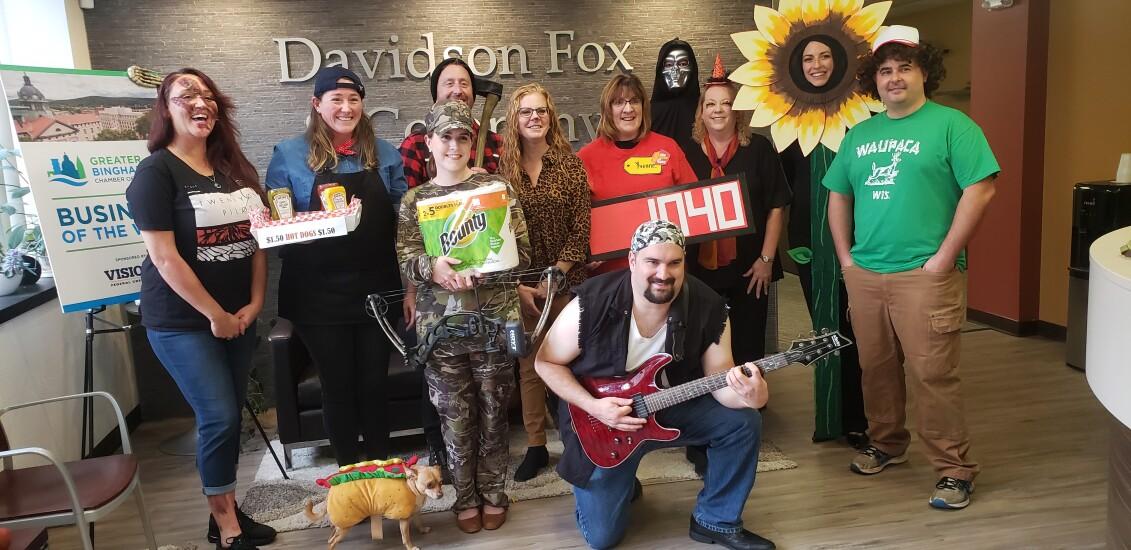 Best Firms 2020 - Davidson Fox