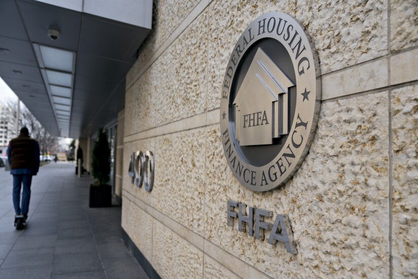 FHFA headquarters in Washington, D.C.