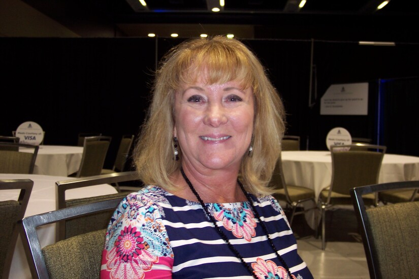 Jeanne Kucey, Jetstream FCU - 2018 NAFCU conference - CUJ 081318.JPG
