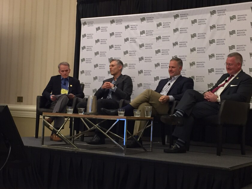 Private equity panel at FSI OneVoice