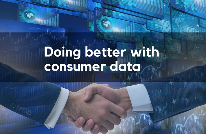 Doing better with consumer data