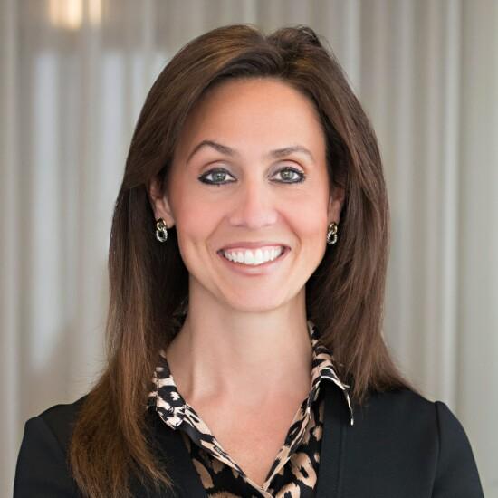 Michelle Moore, Bank of America's head of digital.