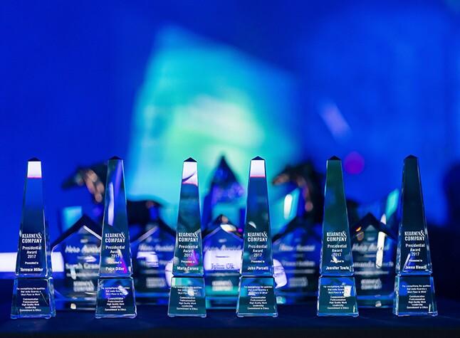 2018 Best Firms - Kearney Awards