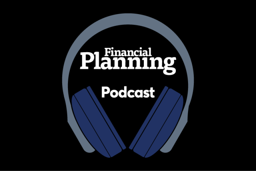 Financial Planning podcast logo