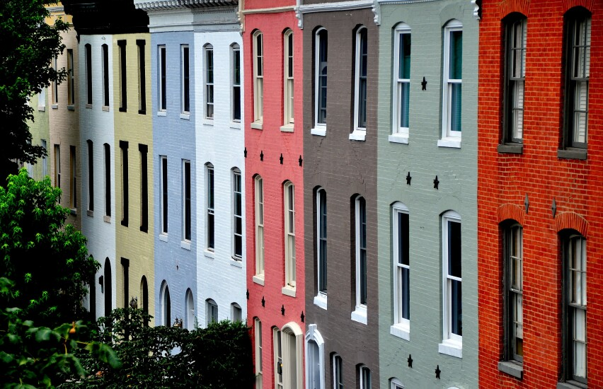 Baltimore home sales