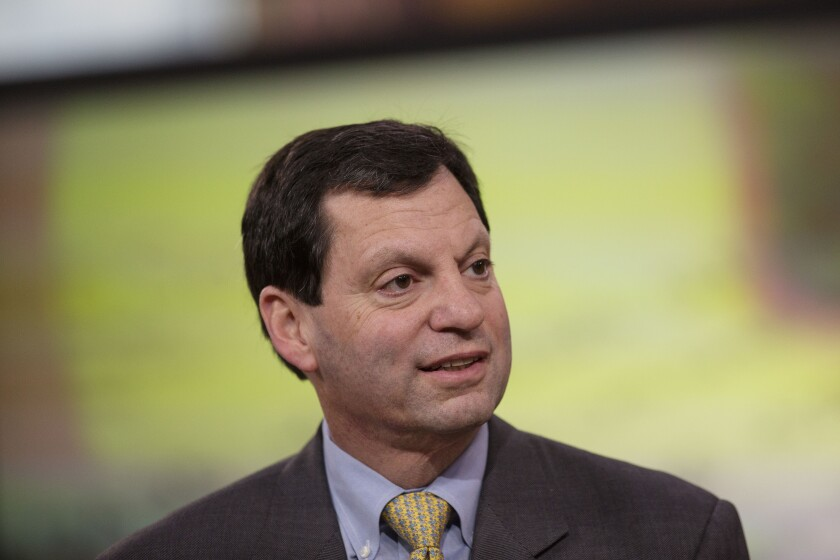 Frank Bisignano, chairman and CEO of First Data.