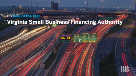 Thumbnail for Video: Deal of the Year 2019 — P3: Virginia Small Business Financing Authority