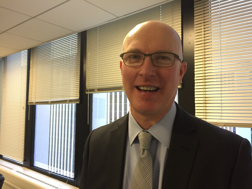 Kip Betz, spokesman for the Governmental Accounting Standards Board